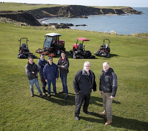 Toro at Nefyn Golf Club