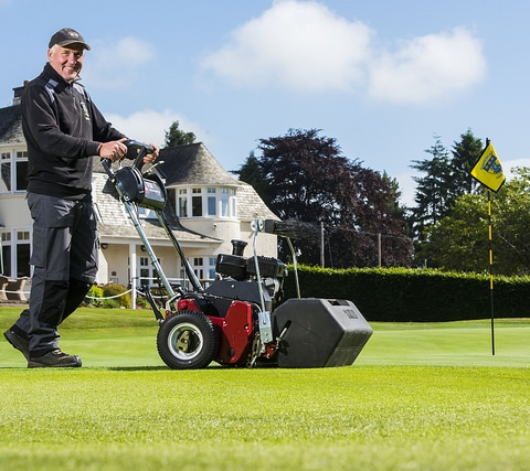 Toro at Blairgowrie Golf Club