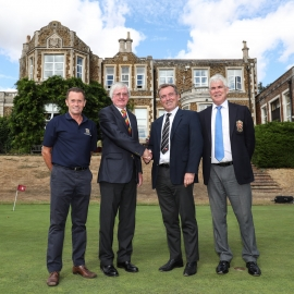 Third Five Year Exclusivity Agreement Signed by John O'Gaunt Golf Club.