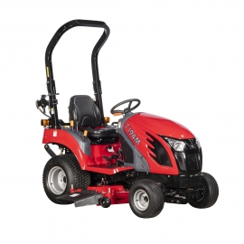 The new TYM T194 mower with the capabilities of a tractor will be at The Game Fair in Hatfield in July.